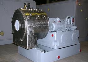 Центрифуги ФГП-фильтрующие с пульсирующей выгрузкой осадка