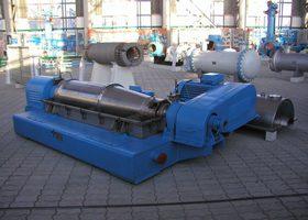 Центрифуги ОГШ - осадительные фильтрующие, комбинированные