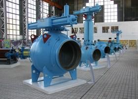 Арматура трубопроводная газовая-изготовление
