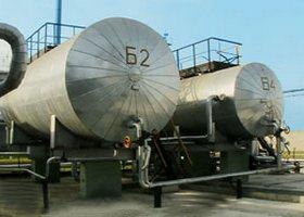 Аппараты емкостные для жидких и газообразных сред