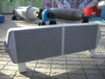 Plate-and-Finned Oil Cooler